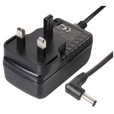12V/2A Power Adaptor (UK or EU) - OP1307